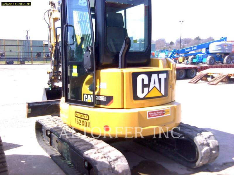 CATERPILLAR ESCAVATORI CINGOLATI 305E2 CR- equipment  photo 2