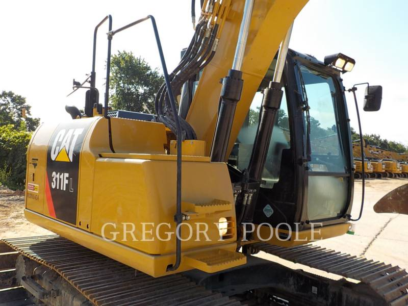 CATERPILLAR EXCAVADORAS DE CADENAS 311F L RR equipment  photo 5