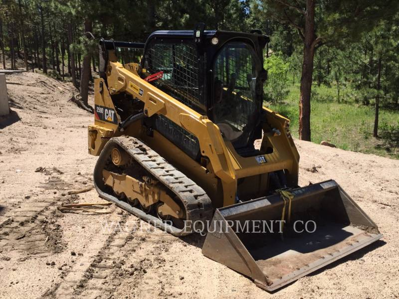 CATERPILLAR MINICARGADORAS 259D HF equipment  photo 2