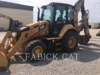CATERPILLAR BAGGERLADER 430F2ST equipment  photo 2
