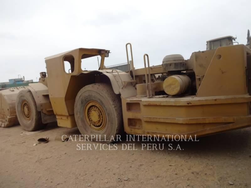 CATERPILLAR CHARGEUSE POUR MINES SOUTERRAINES R1600G equipment  photo 4