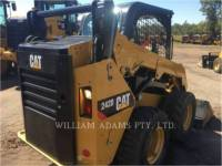 Equipment photo CATERPILLAR 242D MINICARREGADEIRAS 1