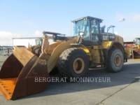 Equipment photo CATERPILLAR 972M RADLADER/INDUSTRIE-RADLADER 1