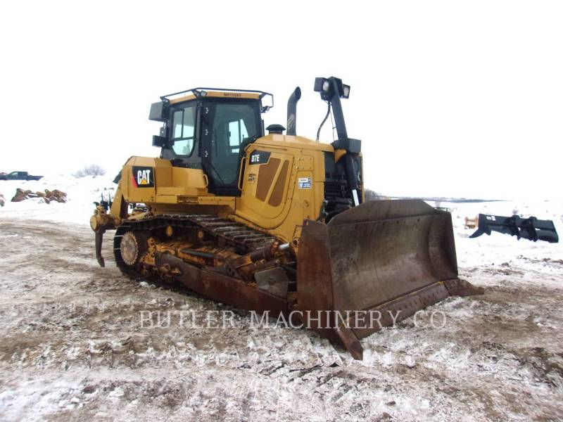 CATERPILLAR TRACTEURS SUR CHAINES D 7 E equipment  photo 2