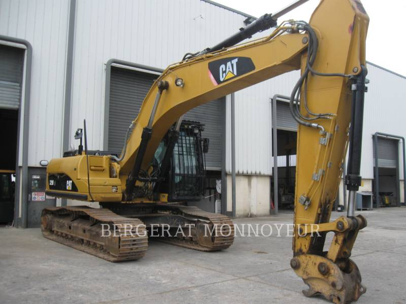 CATERPILLAR RUPSGRAAFMACHINES 329DLN equipment  photo 5