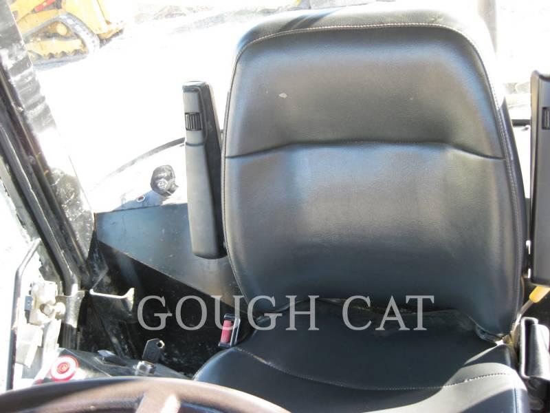 CATERPILLAR TANDEMOWY WALEC WIBRACYJNY DO ASFALTU (STAL-STAL) CB434D equipment  photo 21