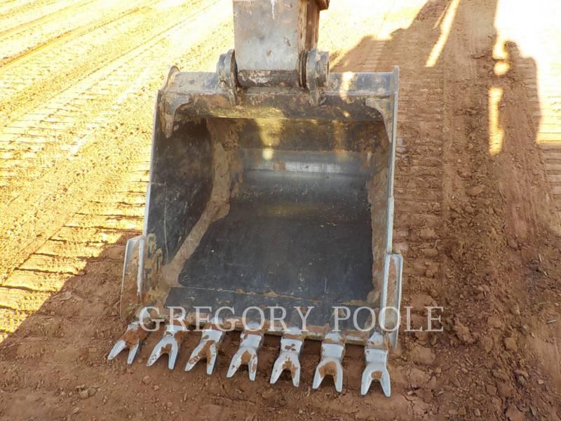 CATERPILLAR TRACK EXCAVATORS 330C L equipment  photo 18