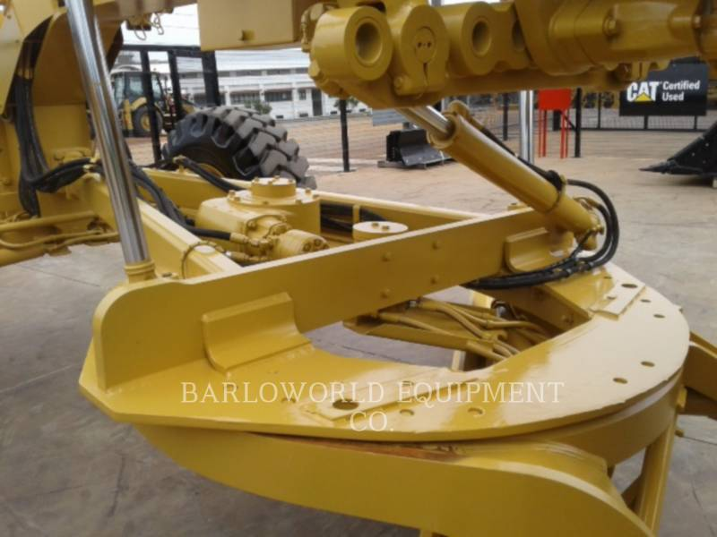 CATERPILLAR NIVELEUSES 140K equipment  photo 11