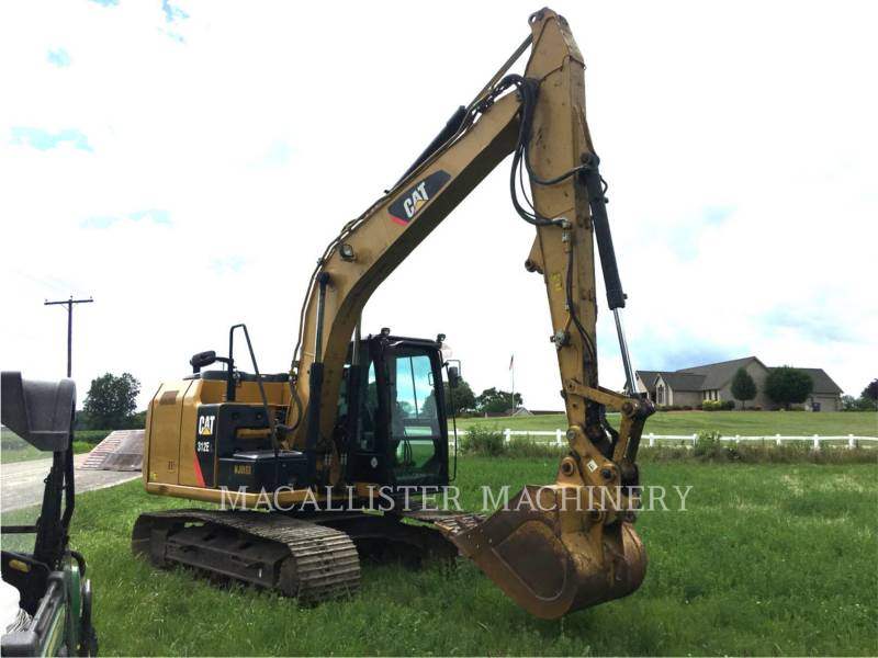 CATERPILLAR PELLES SUR CHAINES 312EL equipment  photo 2