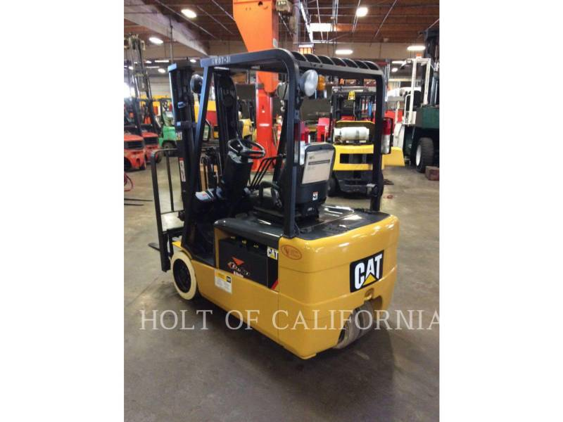 CATERPILLAR MITSUBISHI FORKLIFTS ET4000-48V equipment  photo 4