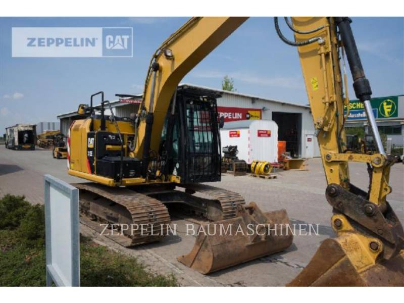 CATERPILLAR ESCAVADEIRAS 312EL equipment  photo 7