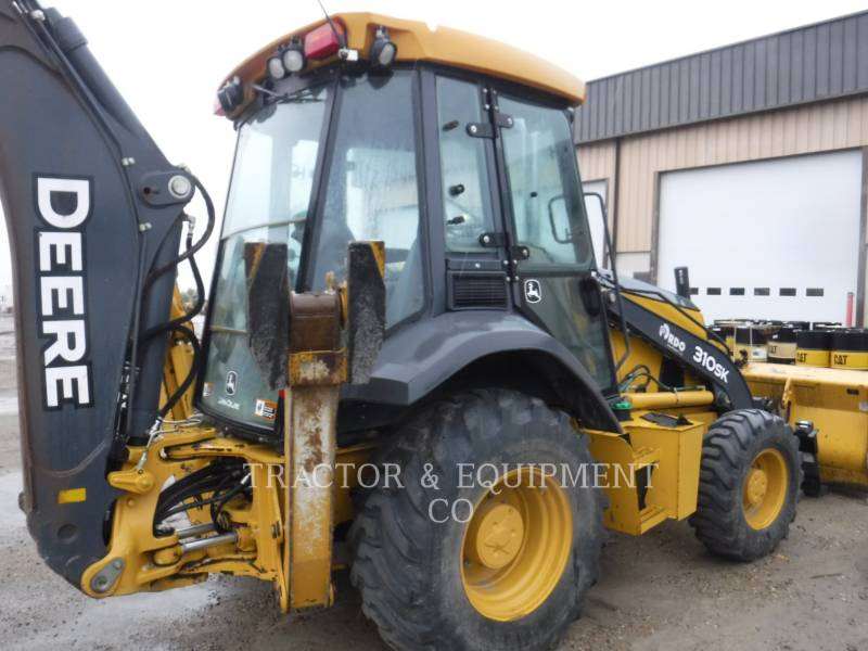 JOHN DEERE BACKHOE LOADERS 310SK equipment  photo 5