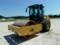Equipment photo CATERPILLAR CS66B VIBRATORY SINGLE DRUM SMOOTH 1