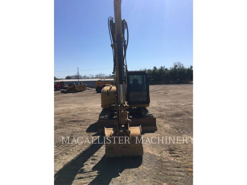 Caterpillar EXCAVATOARE PE ŞENILE 308E2CRSB equipment  photo 2