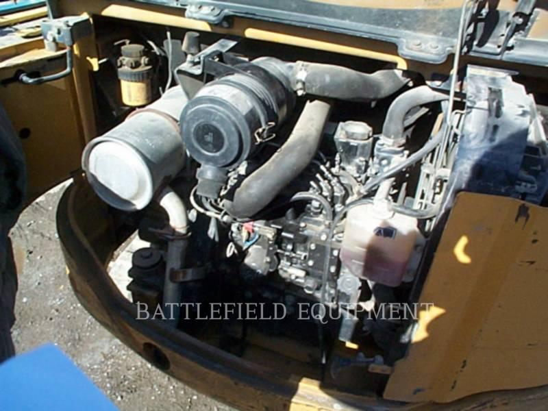 CATERPILLAR トラック油圧ショベル 302.5C equipment  photo 11