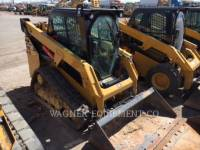 CATERPILLAR SKID STEER LOADERS 249D equipment  photo 3