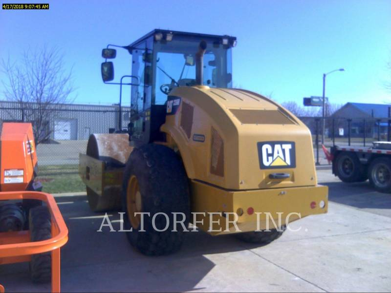 CATERPILLAR COMPACTADORES DE SUELOS CS56B equipment  photo 4