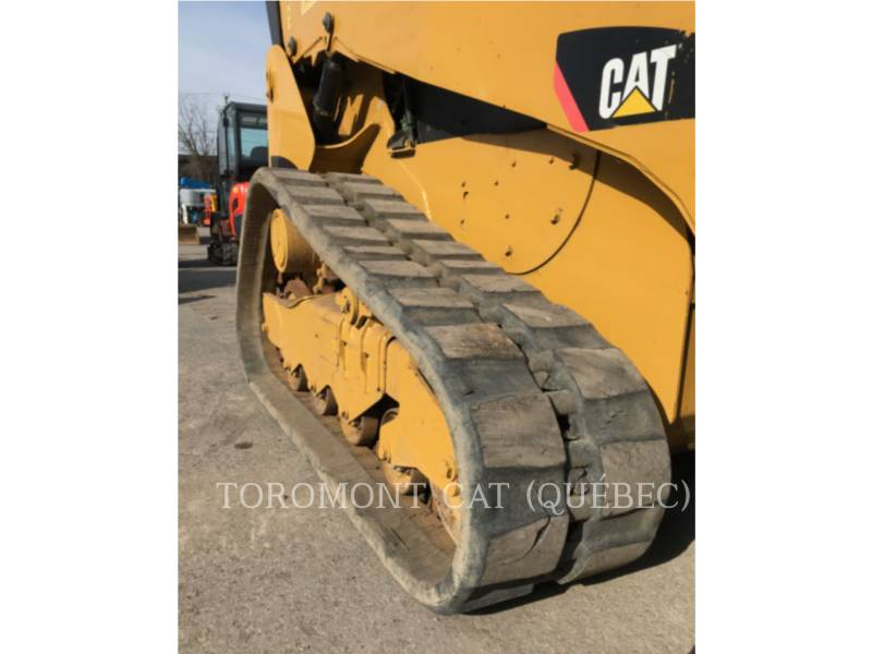 CATERPILLAR DELTALADER 259B3 equipment  photo 10
