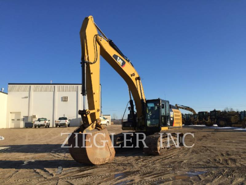 CATERPILLAR ESCAVADEIRAS 336E equipment  photo 1