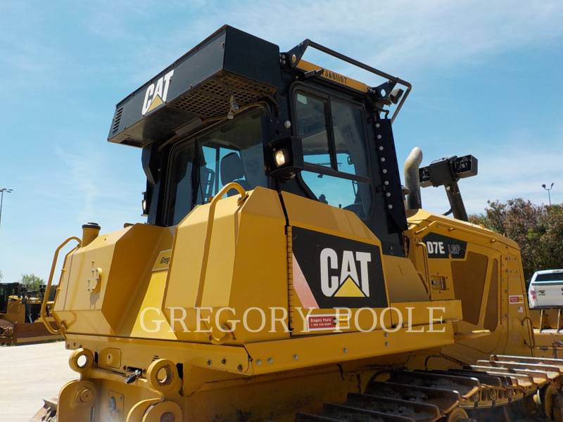 CATERPILLAR TRACTEURS SUR CHAINES D7E LGP equipment  photo 12