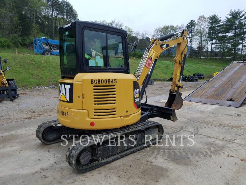CATERPILLAR ESCAVATORI CINGOLATI 303.5E CAB equipment  photo 4