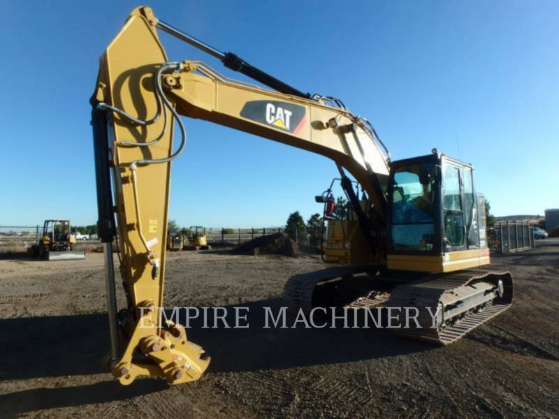 CATERPILLAR KOPARKI GĄSIENICOWE 325FLCR equipment  photo 4
