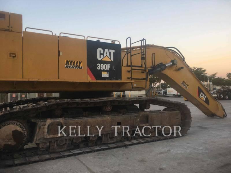 CATERPILLAR トラック油圧ショベル 390FL equipment  photo 2