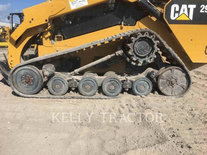 CATERPILLAR DELTALADER 297D equipment  photo 6
