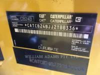 CATERPILLAR UNIVERSALWALZEN CB24B equipment  photo 4