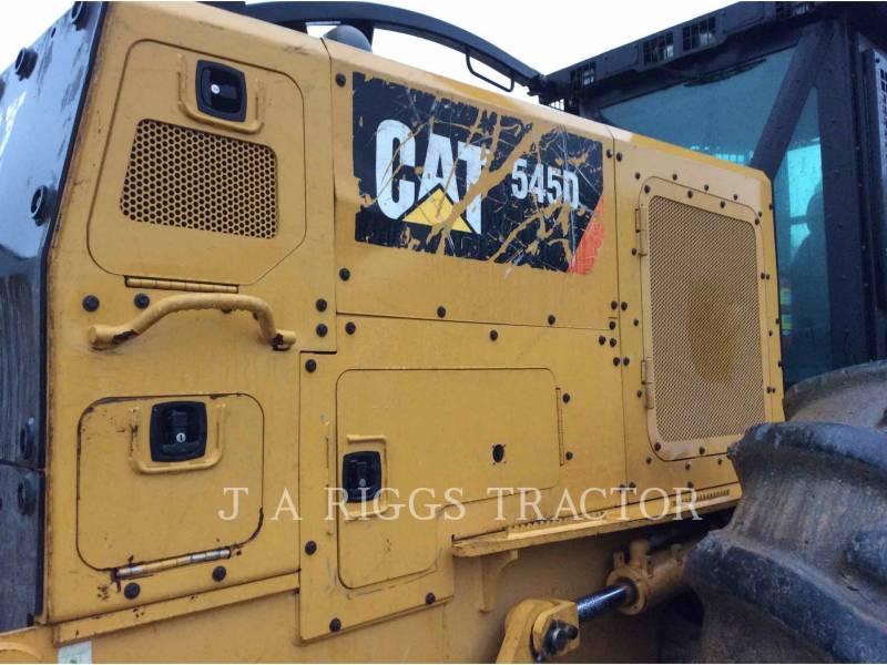 CATERPILLAR EXPLOITATION FORESTIÈRE - DÉBARDEURS 545D equipment  photo 19
