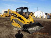 CATERPILLAR KOMPAKTLADER 279D XPS equipment  photo 4