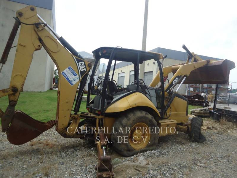 CATERPILLAR RETROEXCAVADORAS CARGADORAS 416EST equipment  photo 1