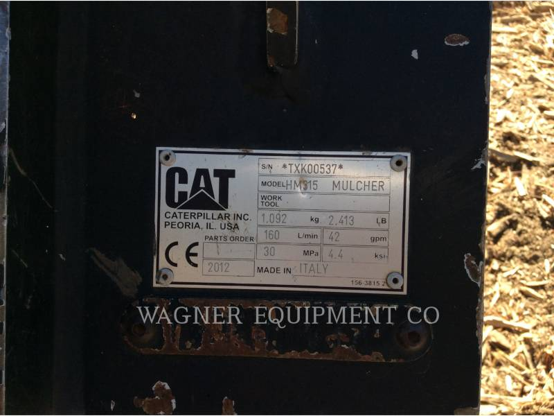 CATERPILLAR CHARGEURS COMPACTS RIGIDES 299C equipment  photo 19