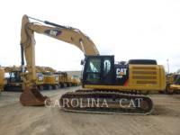 CATERPILLAR TRACK EXCAVATORS 336F QC equipment  photo 1