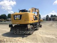 CATERPILLAR KOPARKI KOŁOWE M318F equipment  photo 2
