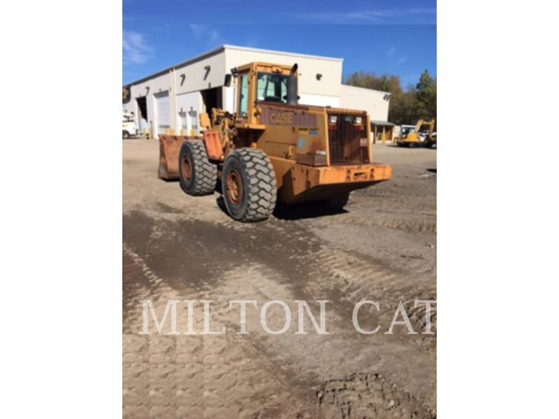 CASE WHEEL LOADERS/INTEGRATED TOOLCARRIERS 921 equipment  photo 3