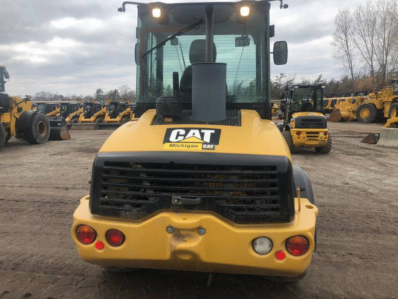 CATERPILLAR WHEEL LOADERS/INTEGRATED TOOLCARRIERS 908H2 equipment  photo 13