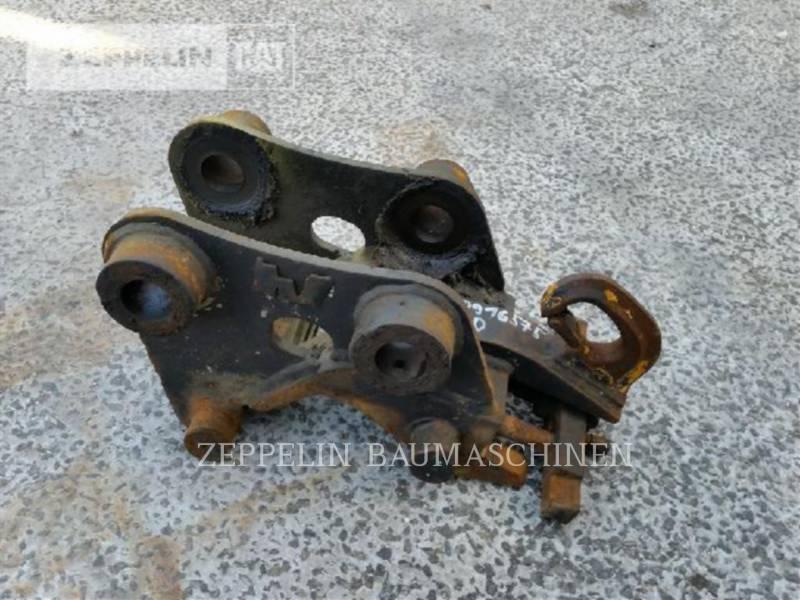 VERACHTERT  BACKHOE WORK TOOL SWM CW05 VON 305ECR equipment  photo 2