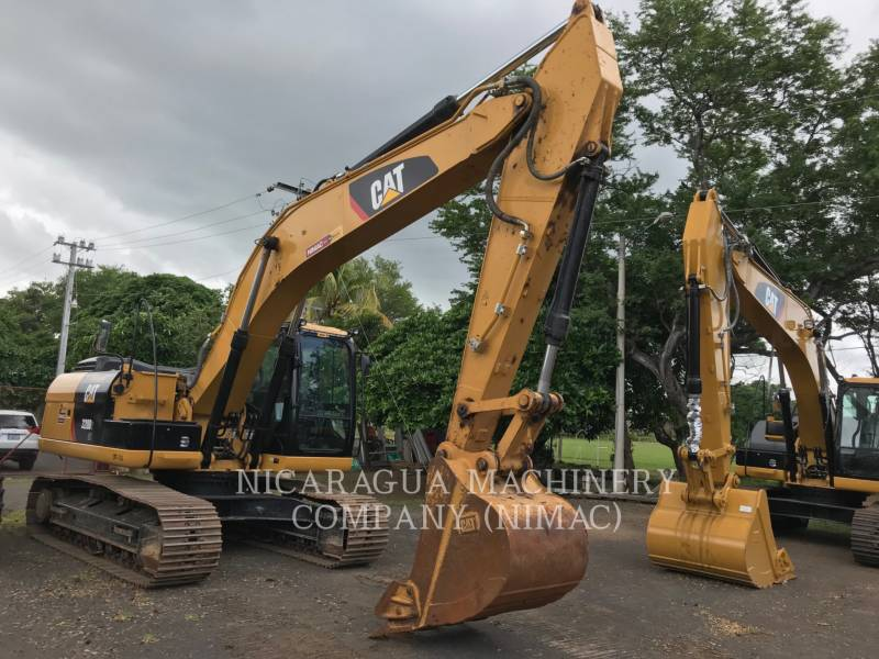 CATERPILLAR KETTEN-HYDRAULIKBAGGER 320D2GC equipment  photo 1