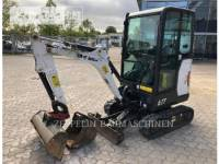 Equipment photo BOBCAT E17 EXCAVATOARE PE ŞENILE 1
