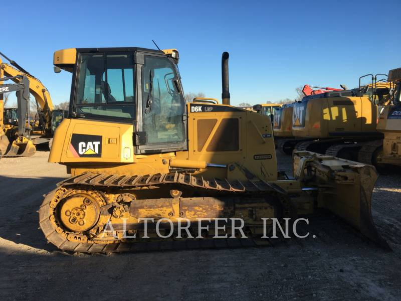CATERPILLAR TRATTORI CINGOLATI D6KLGP equipment  photo 4