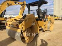 CATERPILLAR TAMBOR DOBLE VIBRATORIO ASFALTO CB54 equipment  photo 3