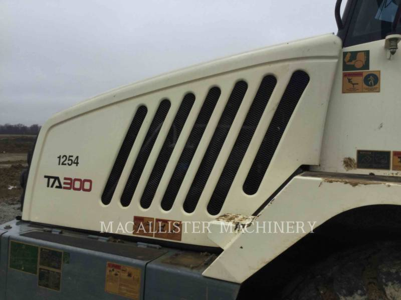 TEREX EQUIP. LTD. ARTICULATED TRUCKS TA300 equipment  photo 15