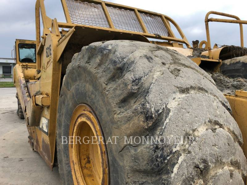 CATERPILLAR SCRAPER PER TRATTORI GOMMATI 621E equipment  photo 14