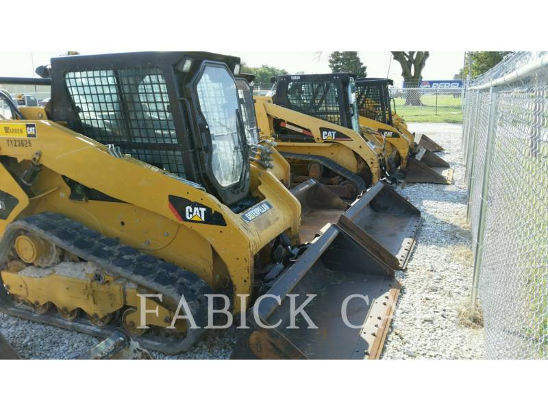 CATERPILLAR MULTI TERRAIN LOADERS 259B3 C3 equipment  photo 3