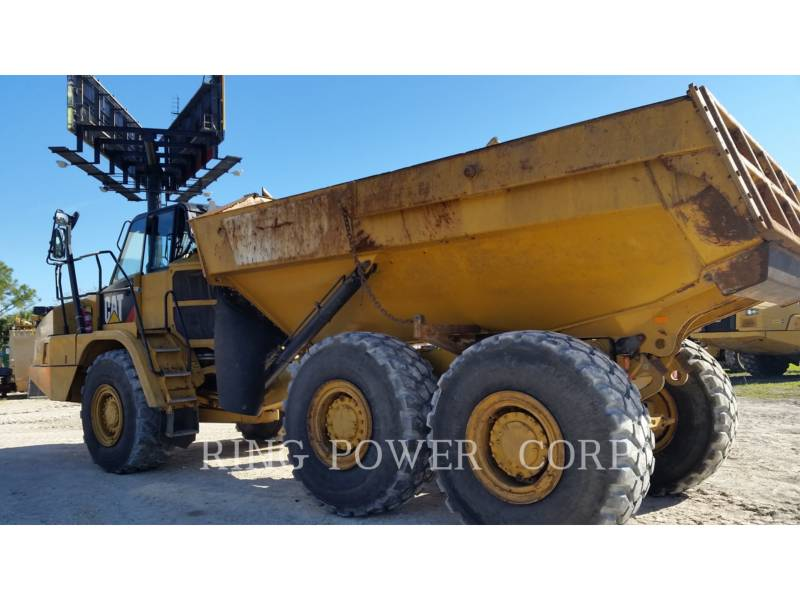 CATERPILLAR TOMBEREAUX ARTICULÉS 730CTG equipment  photo 3