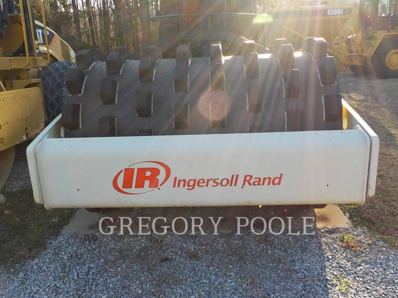 INGERSOLL-RAND COMPACTEUR VIBRANT, MONOCYLINDRE LISSE SD116 equipment  photo 9
