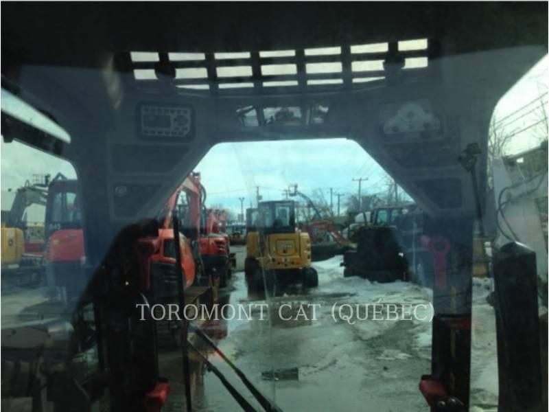 JCB CARGADORES DE CADENAS 205T equipment  photo 16