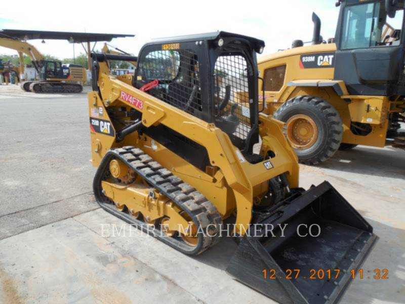 CATERPILLAR CHARGEURS COMPACTS RIGIDES 259D equipment  photo 1