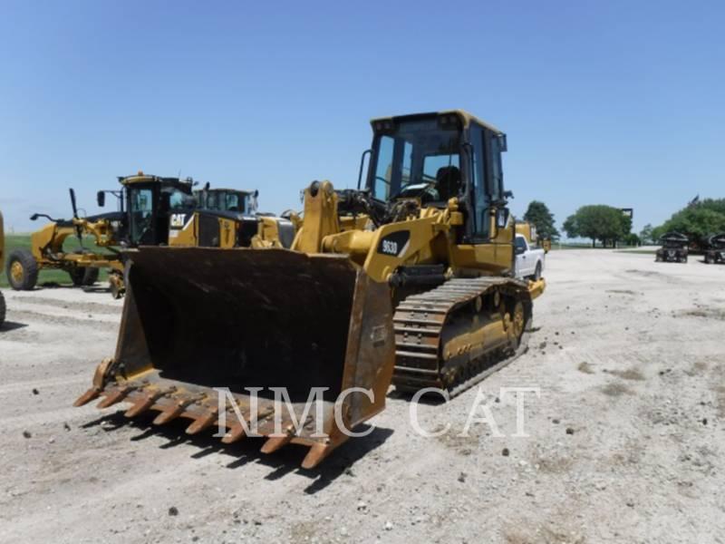 Caterpillar ÎNCĂRCĂTOARE CU ŞENILE 963D equipment  photo 1